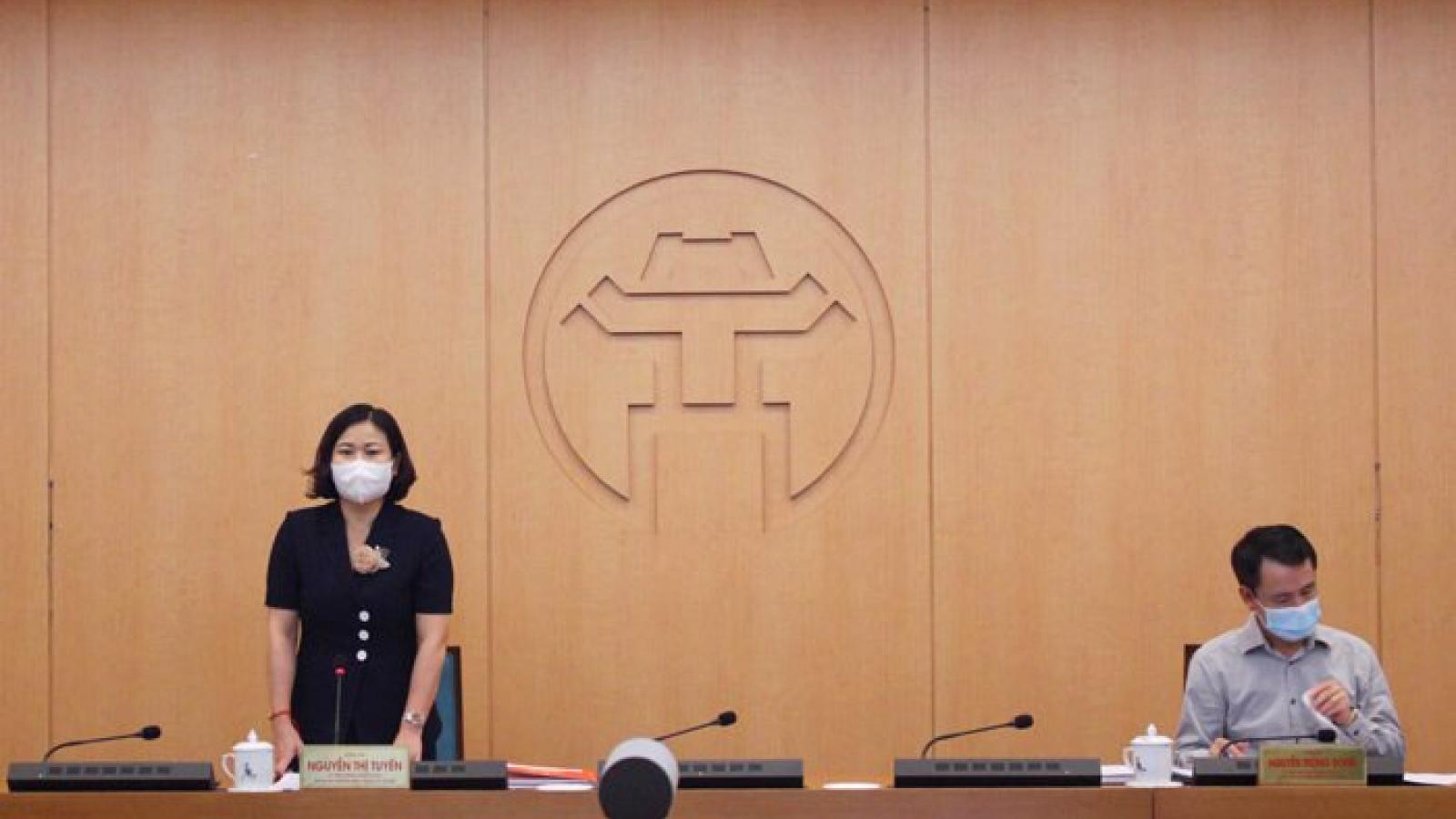 Thành ủy Hà Nội khảo sát thực hiện chính sách quản lý và sử dụng đất đai tại 2 quận