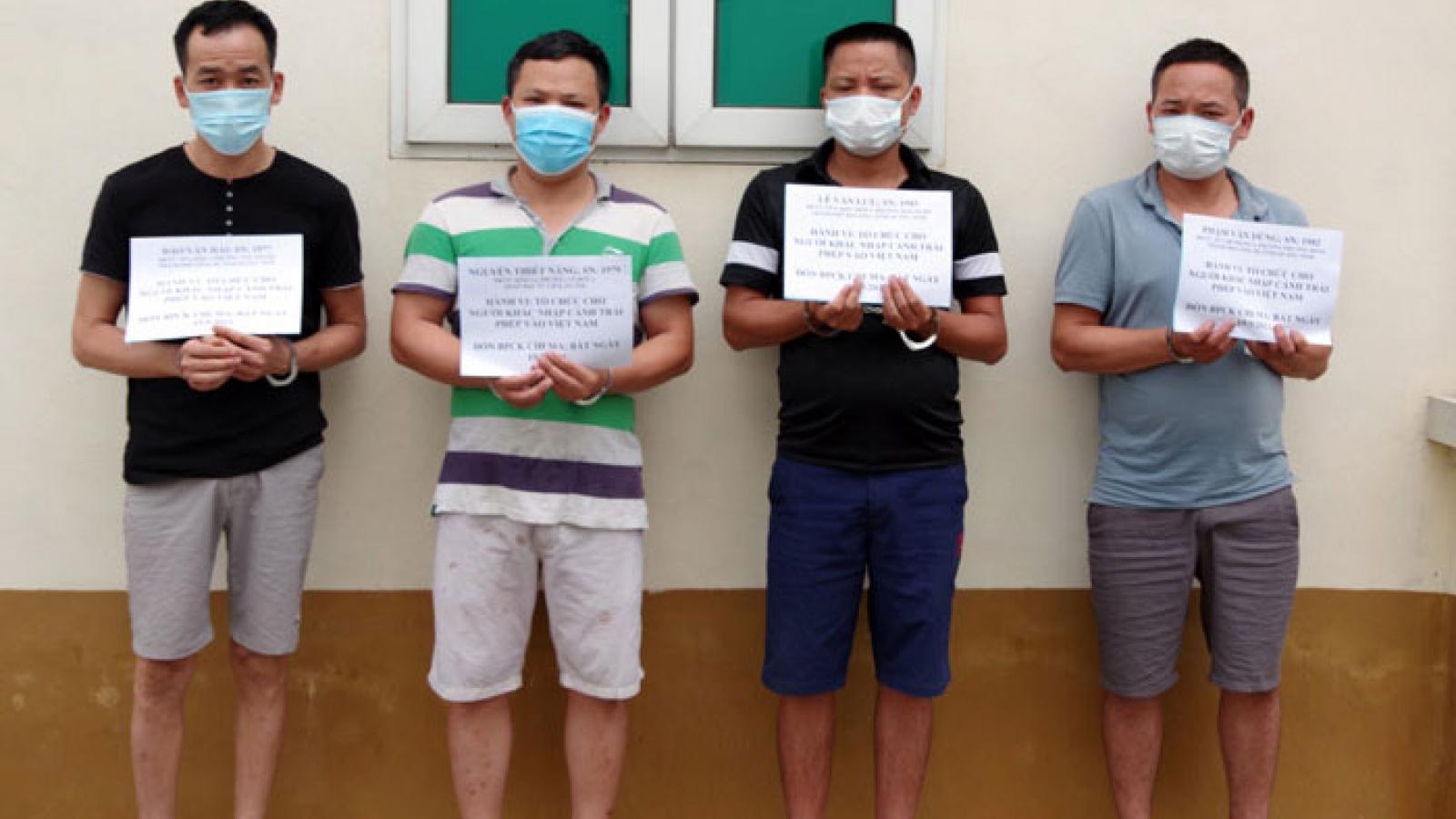 Nóng 24h: Nhận 10 triệu đồng để đón người Trung Quốc nhập cảnh trái phép