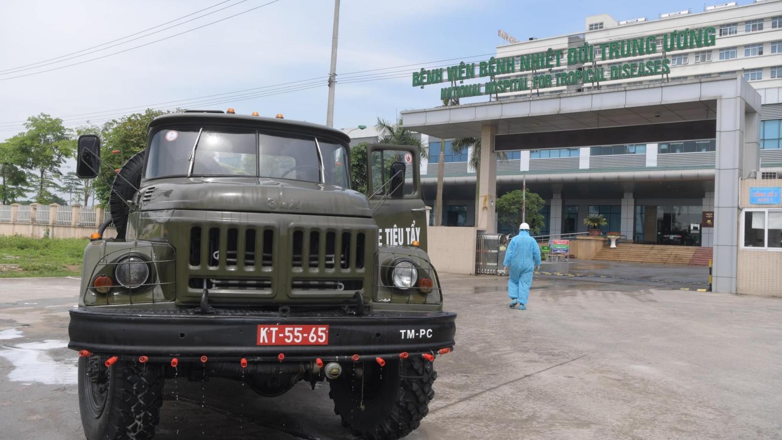 89 học sinh tỉnh Hải Dương nghỉ học do có 2 học sinh đến BV nhiệt đới Trung ương cơ sở 2