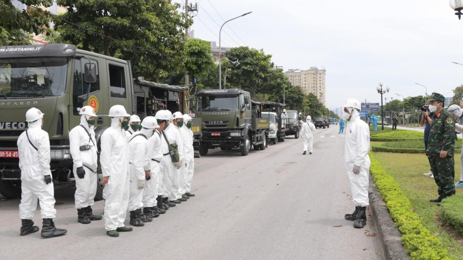 BN3064 ở Bắc Ninh từng chăm em ốm trong bệnh viện ở Hà Nội