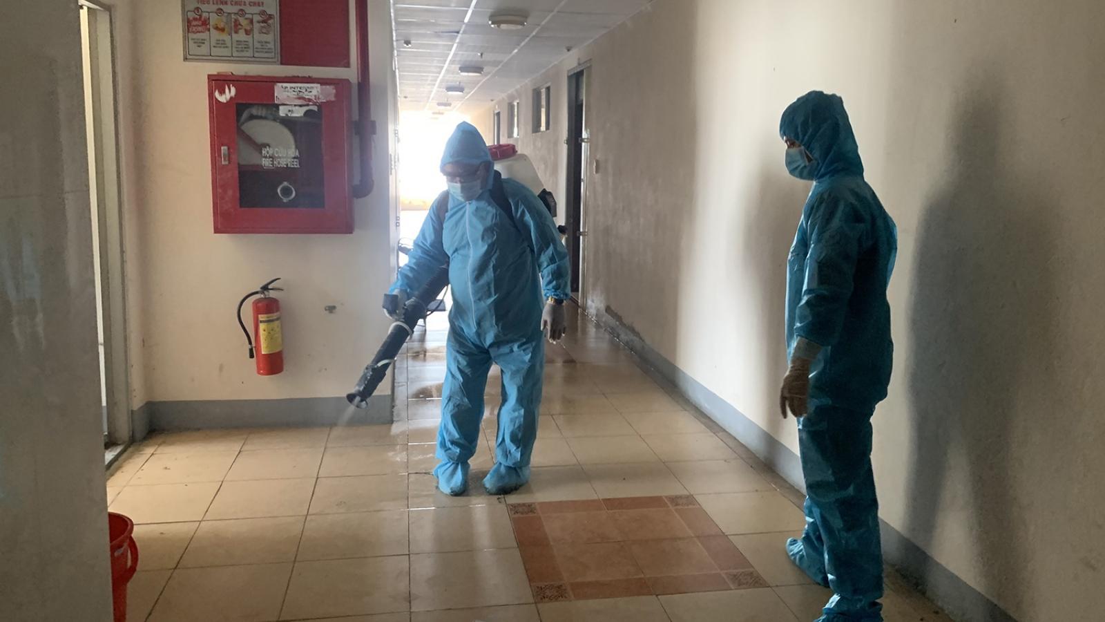 Xử phạt 7 người Trung Quốc vì vi phạm quy định phòng, chống dịch