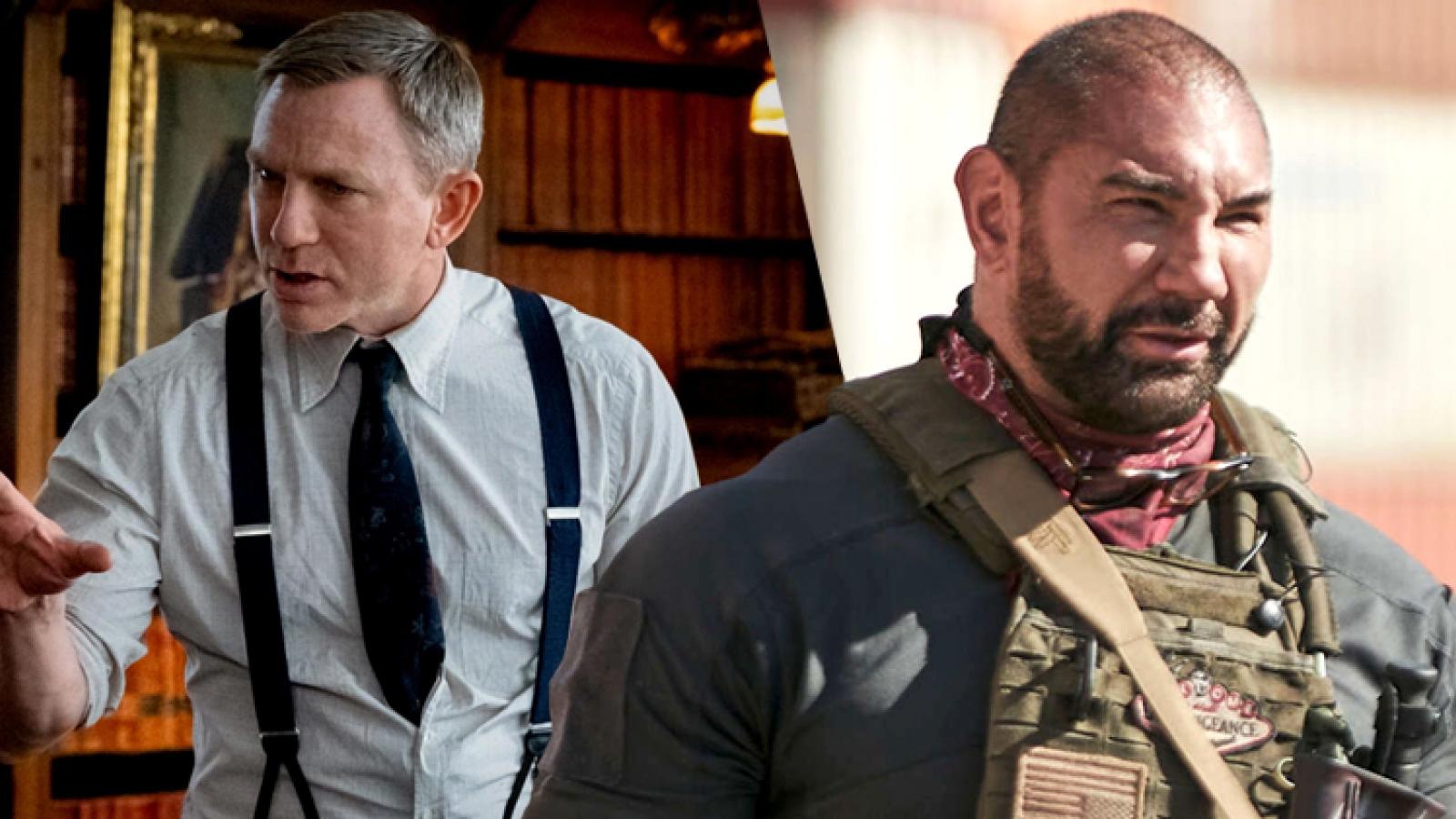 """Ngôi sao Marvel, Daniel Craig xác nhận góp mặt trong phần 2 """"Kẻ đâm lén"""""""