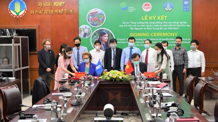 Green Climate Fund helps Vietnam address climate change impact
