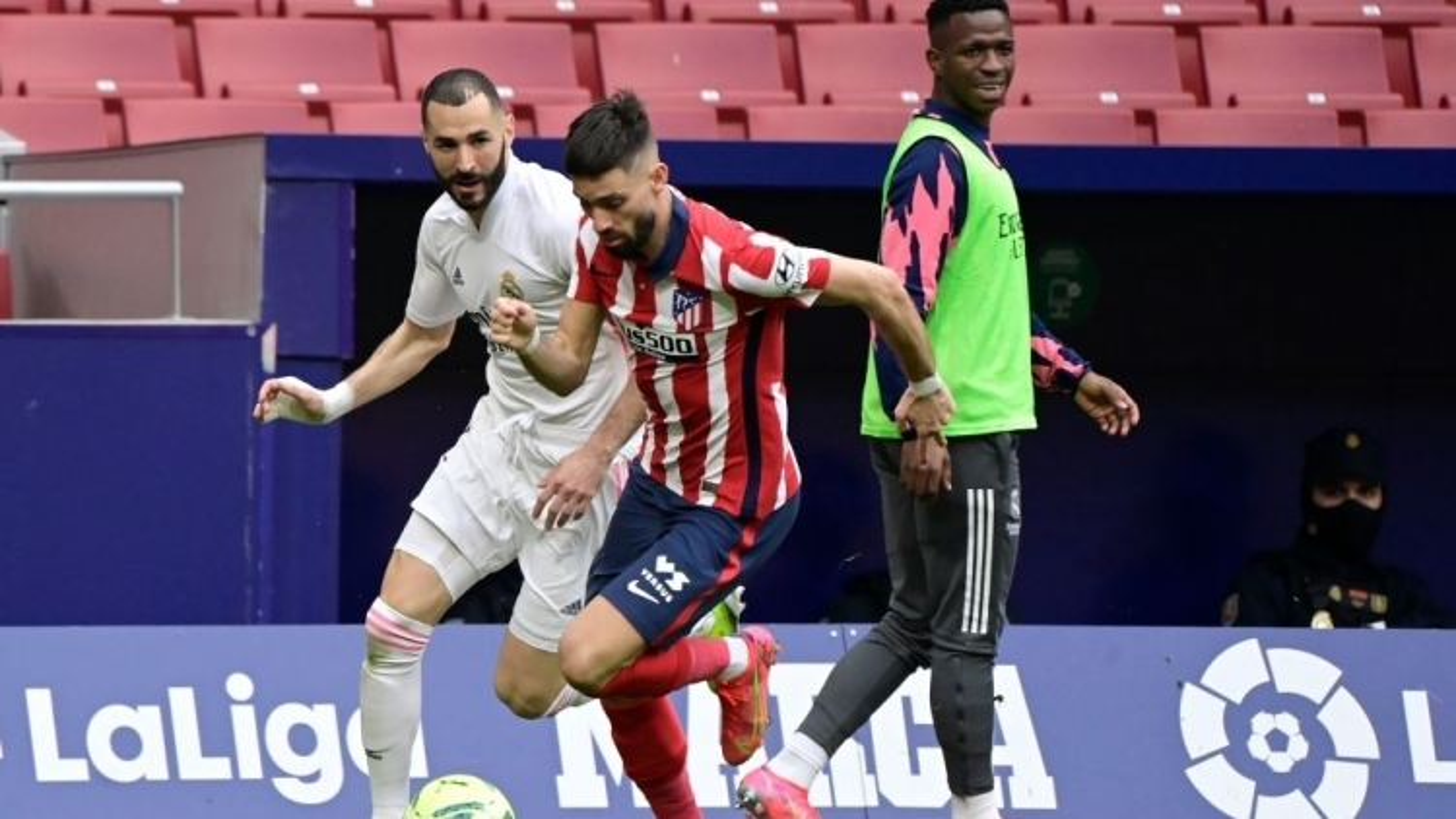 Vòng 37 La Liga 2020/2021: Khúc cua quyết định đến ngôi vô địch