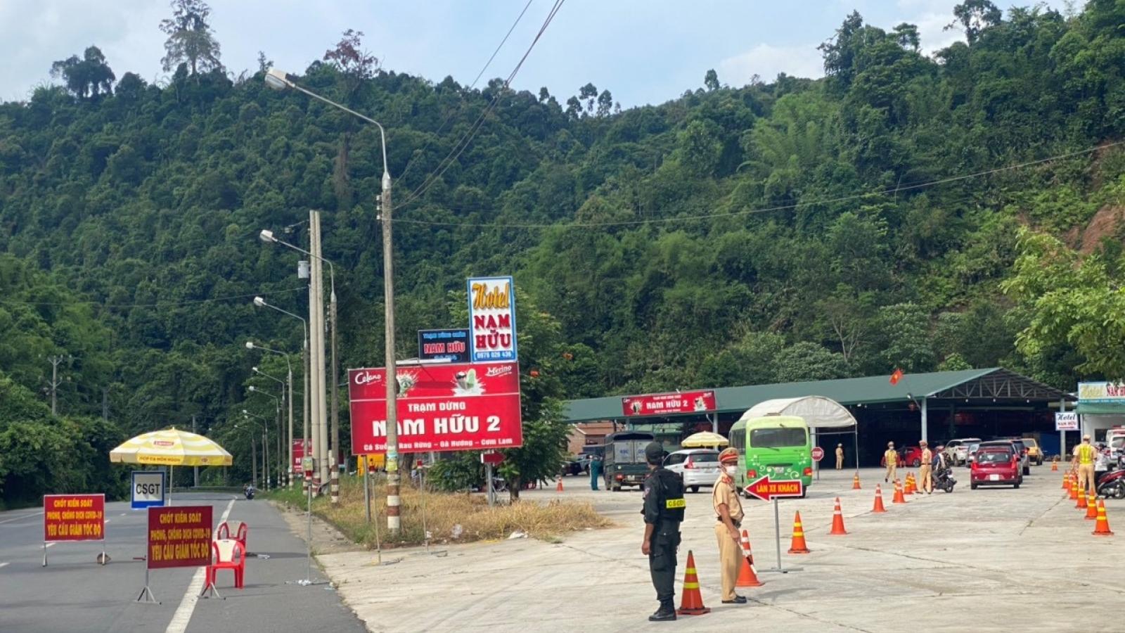 Lâm Đồng nghiêm cấm cán bộ, công chức đi ra ngoài tỉnh để tránh Covid-19