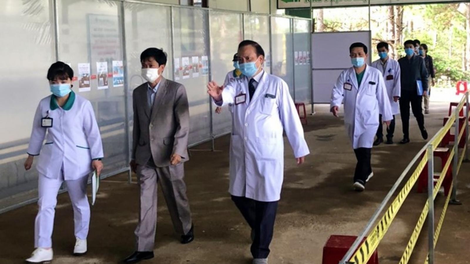 Hơn 770 ca F1, F2 tại Lâm Đồng có xét nghiệm âm tính lần 1 với SARS-CoV-2