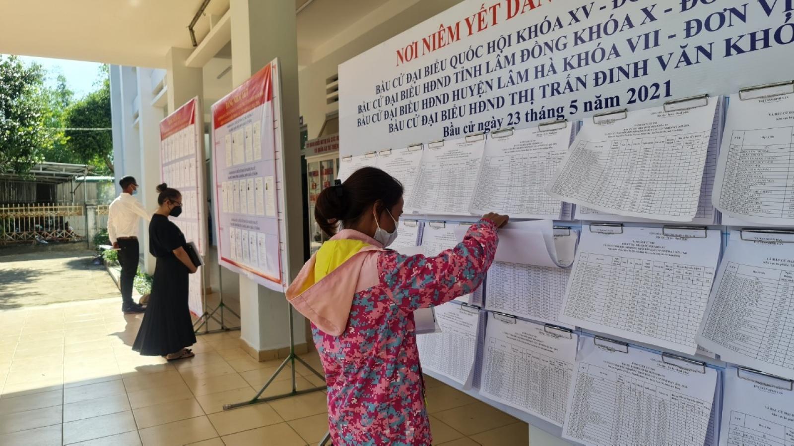 Lâm Đồng tổ chức tiếp xúc cử tri trực tuyến để phòng, chống COVID-19