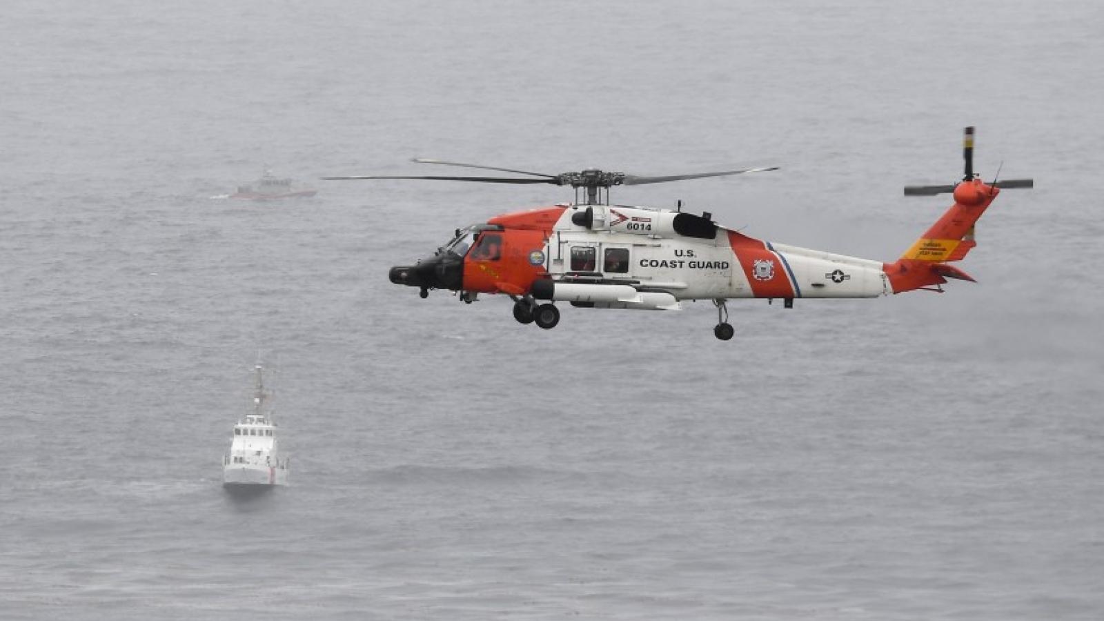 Lật tàu khiến 23 người thương vong ở bang California, Mỹ