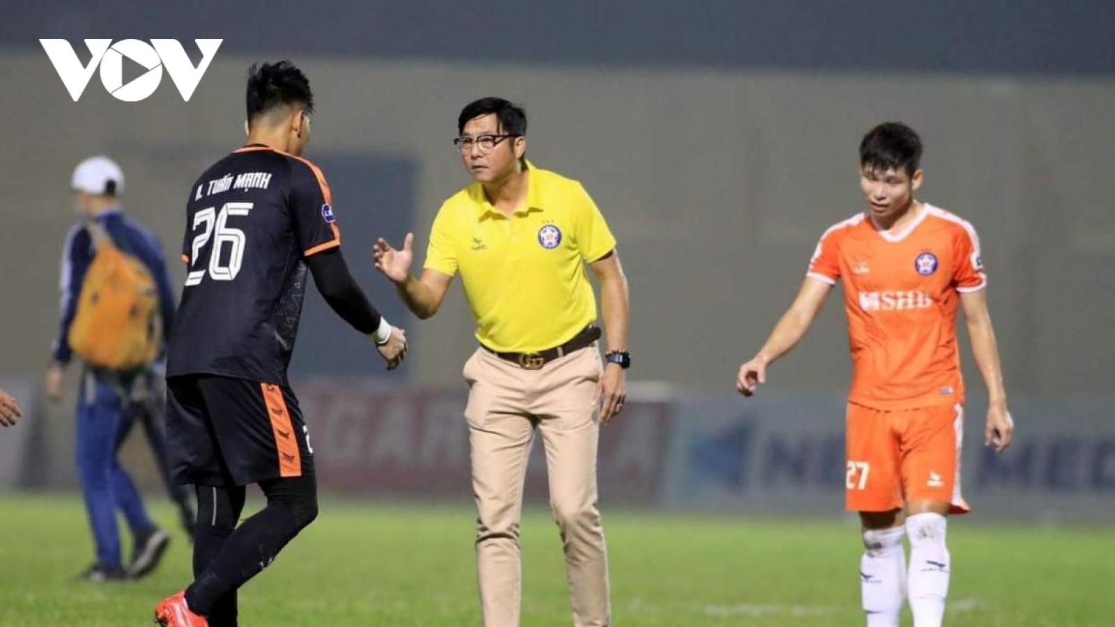 HLV Phan Thanh Hùng thay thế HLV Lê Huỳnh Đức dẫn dắt Đà Nẵng