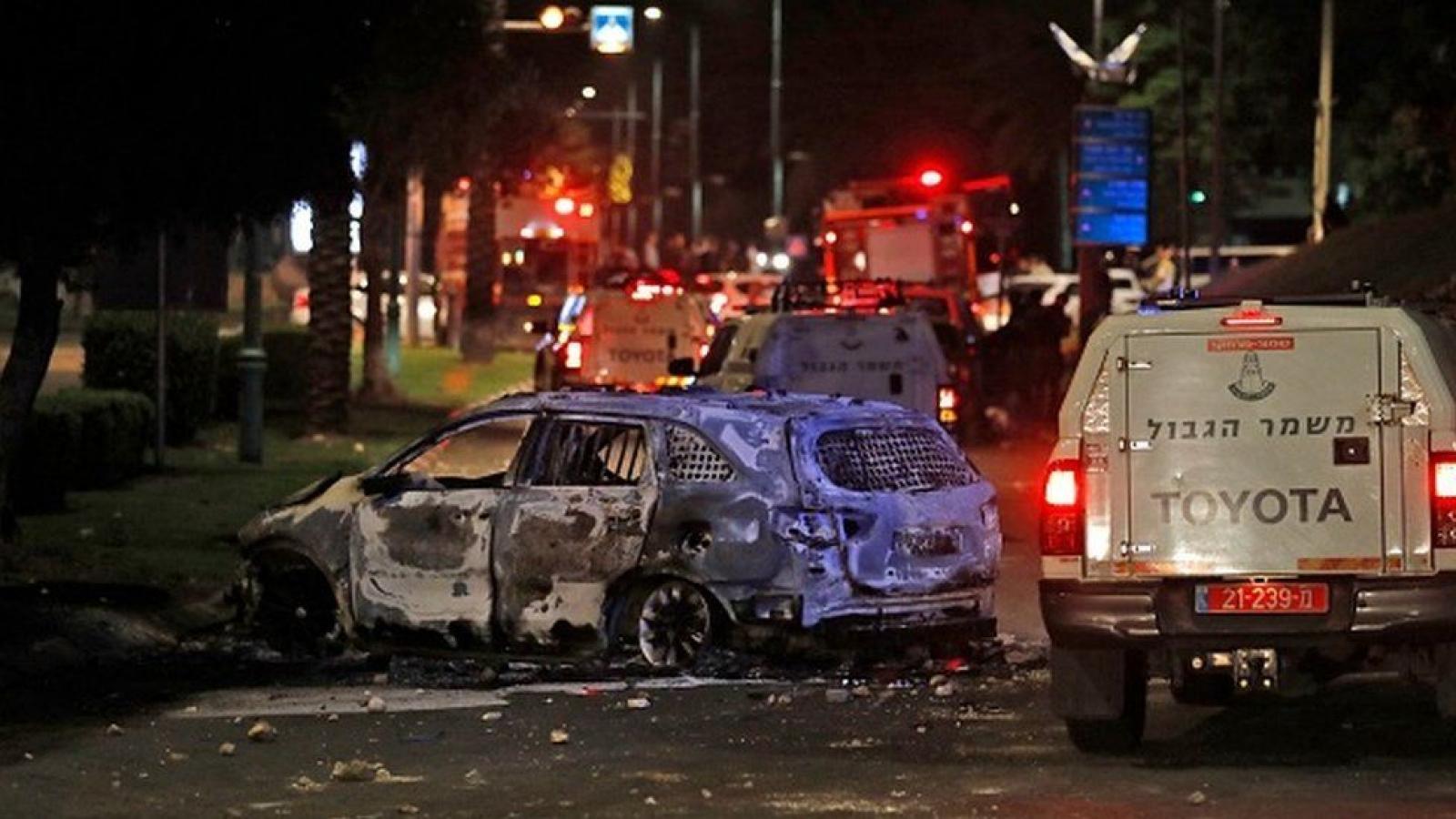 Bạo loạn gia tăng, Israel ban bố tình trạng khẩn cấp ở thành phố Lod