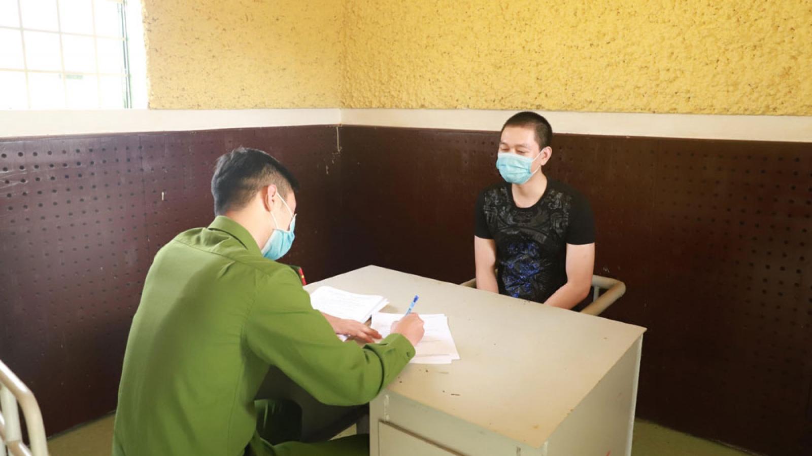 Tiếp tay cho đối tượng người Trung Quốc lừa đảo chiếm đoạt gần 34 tỷ đồng