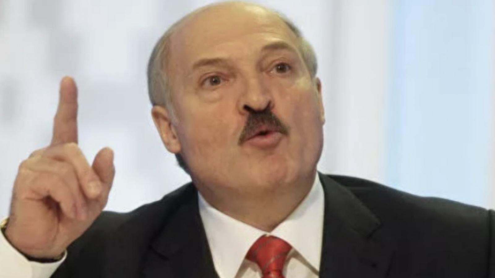 Belarus cảnh báo sẽ có hành động đáp trả EU tương xứng