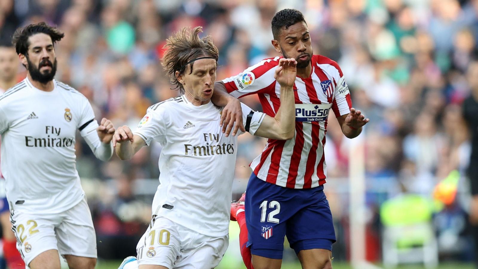 La Liga 2020/2021 đón nhà vô địch sớm hơn dự kiến