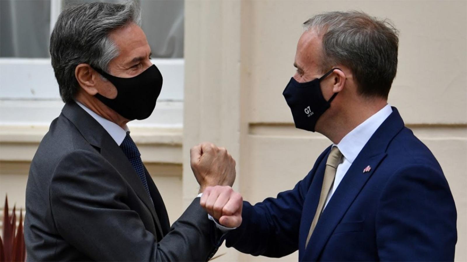 Mỹ và Anh bác thông tin đạt được thỏa thuận trao đổi tù binh với Iran