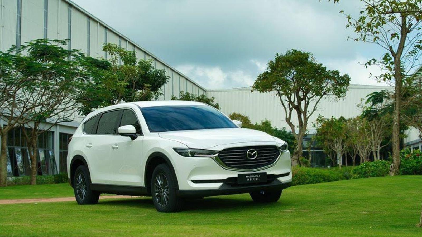 Mazda triệu hồi hơn 61.000 xe tại Việt Nam do lỗi bơm nhiên liệu