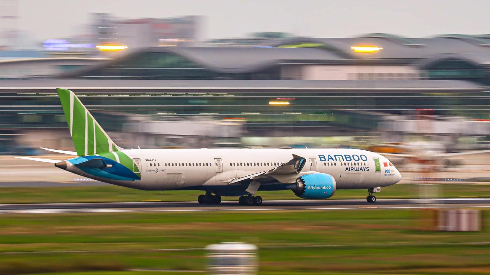 Mỹ cấp phép cho Bamboo Airways được bay thẳng tới bang California