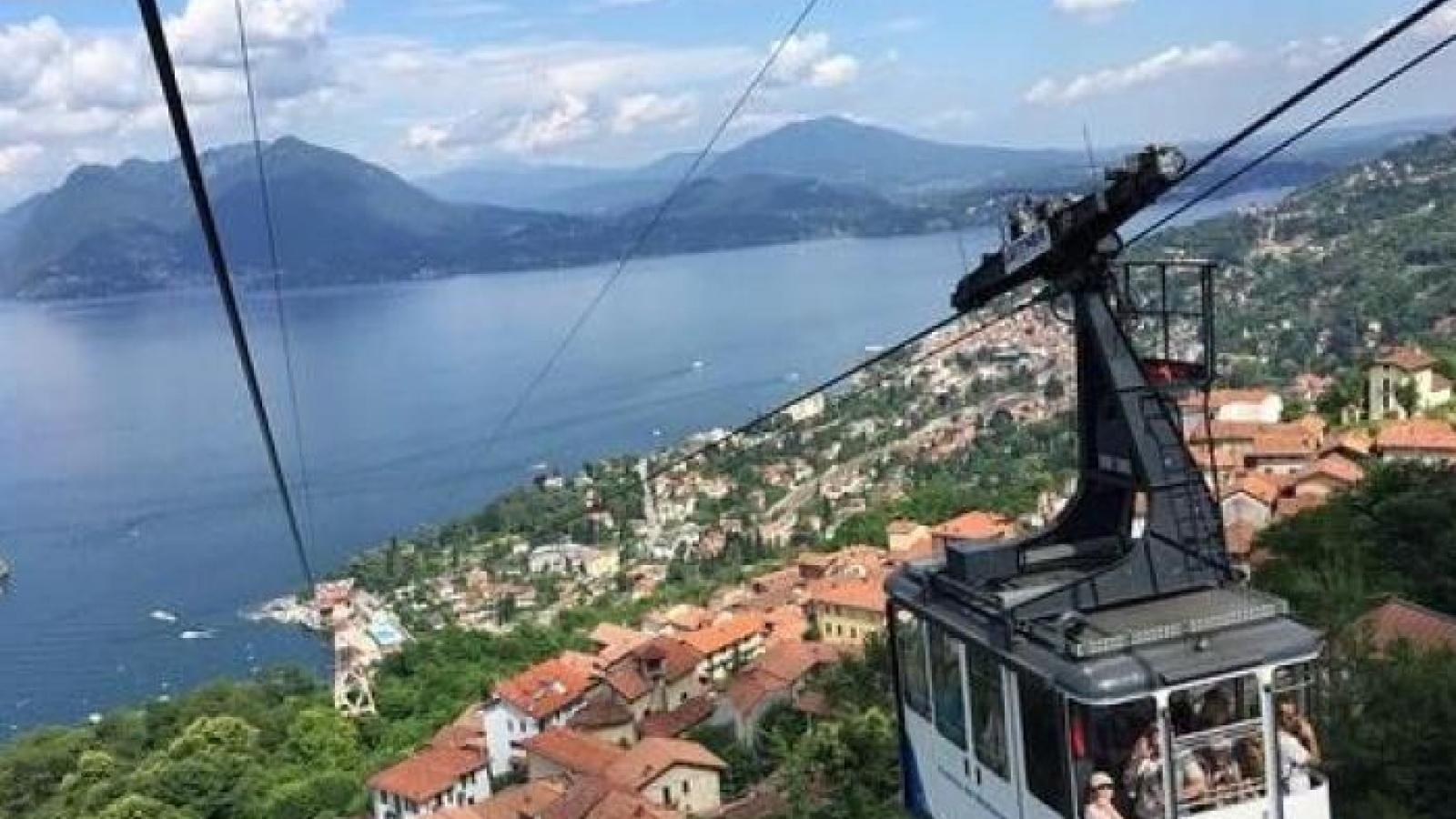 Ít nhất 8 người thiệt mạng do tai nạn cáp treo ở Italy