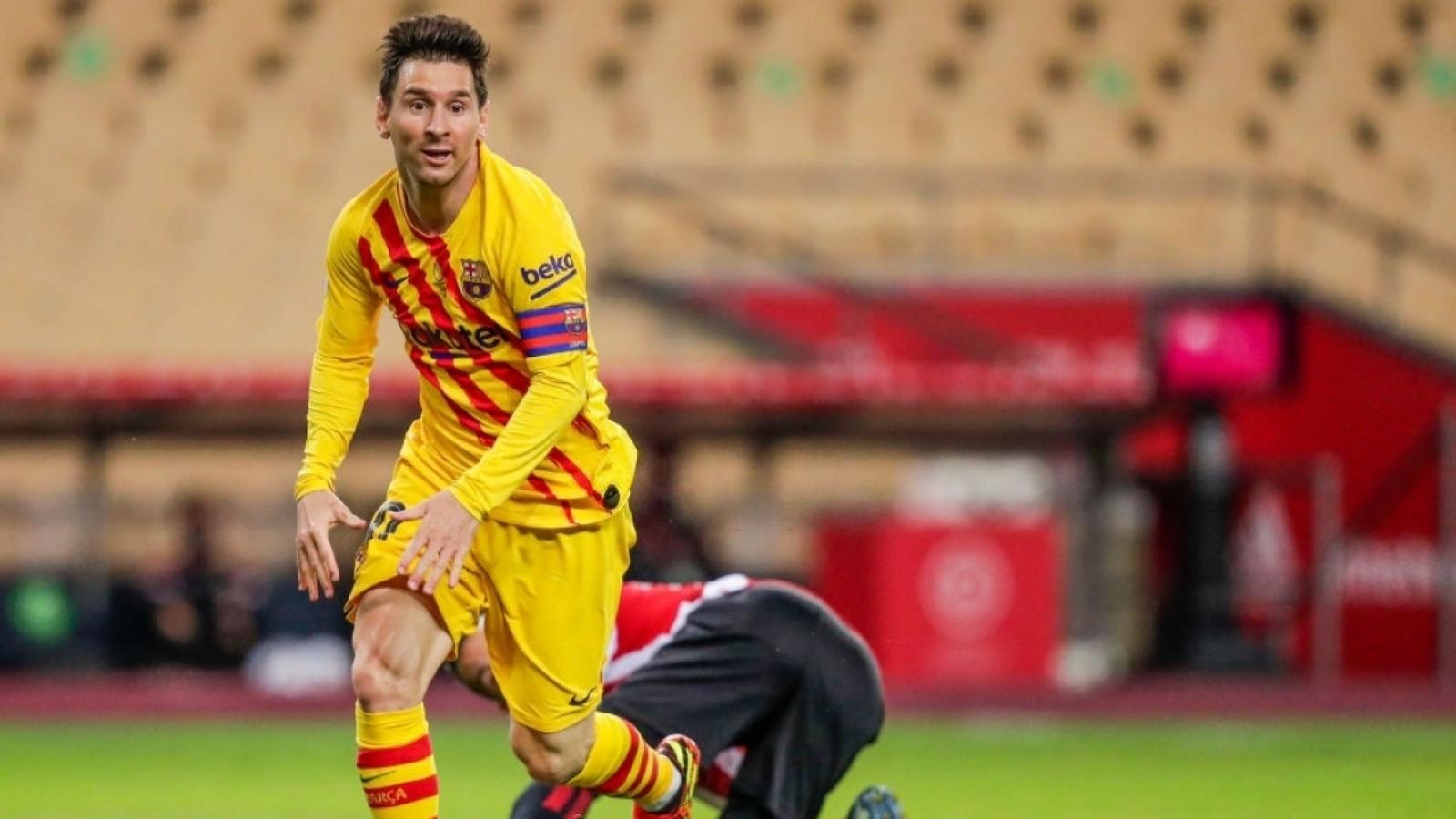 Lộ điều kiện để Messi gia hạn hợp đồng với Barca