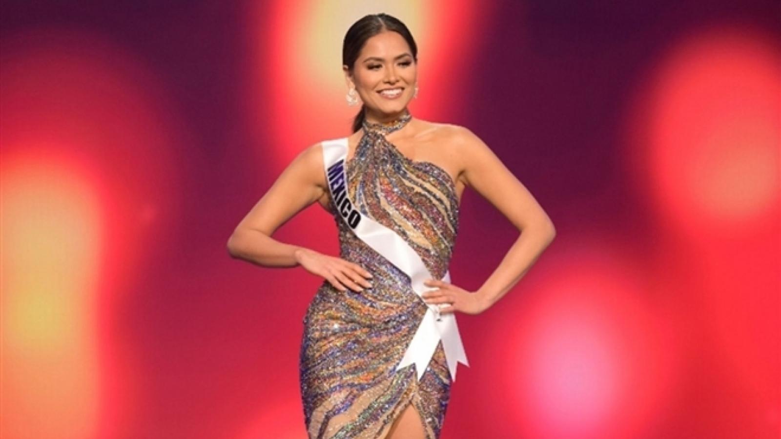 Đại diện Mexico đăng quang Miss Universe, Khánh Vân dừng chân ở top 21