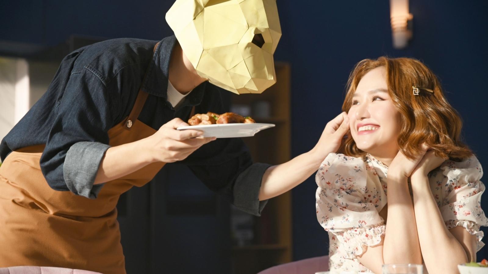"""Miu Lê kết hợp cùng Hoàng Dũng cực đáng yêu trong MV """"Thầm thương trộm nhớ"""""""