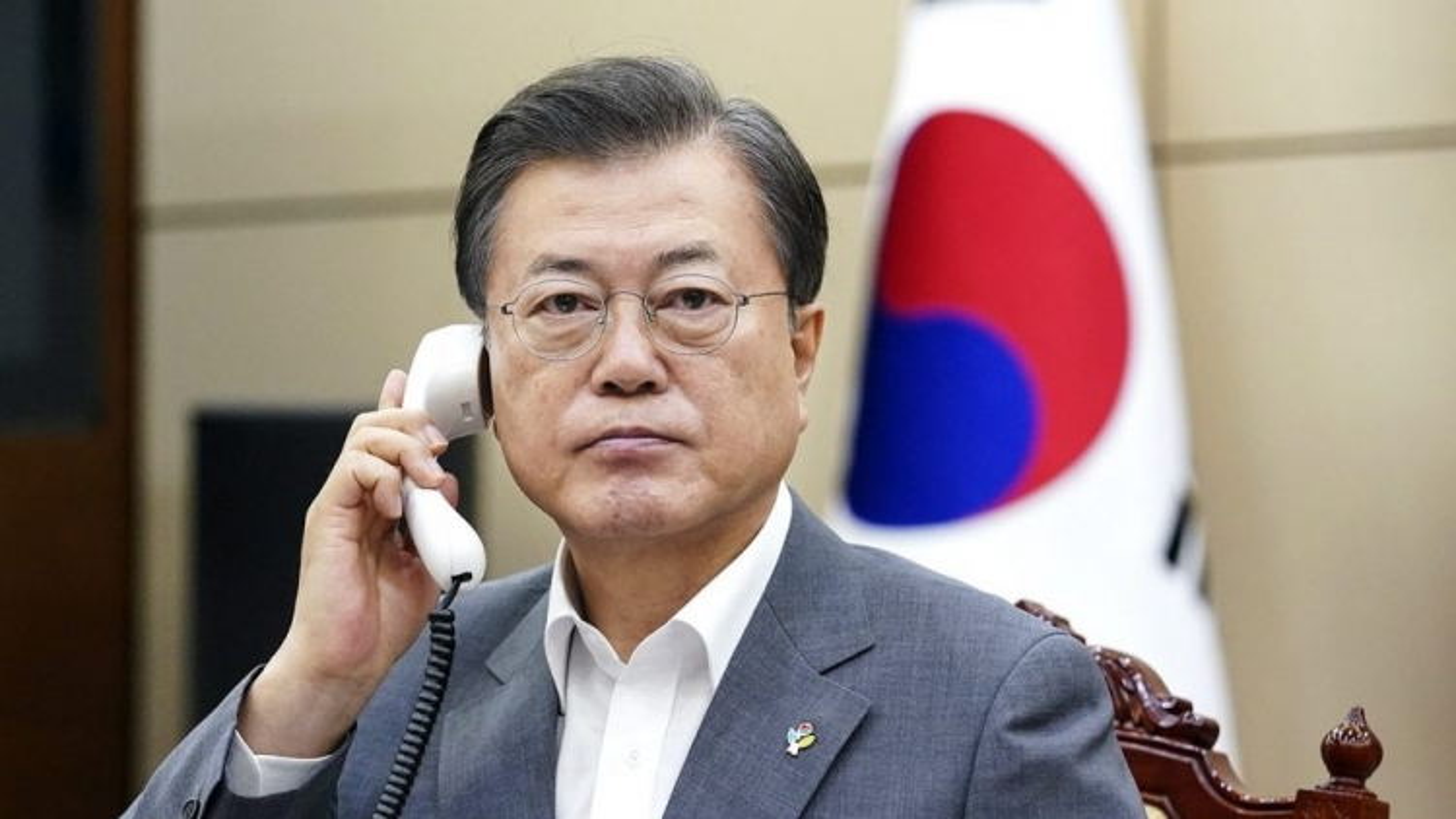 Tổng thống Hàn Quốc lên đường thăm Mỹ, dự kiến bàn về Triều Tiên và Covid-19