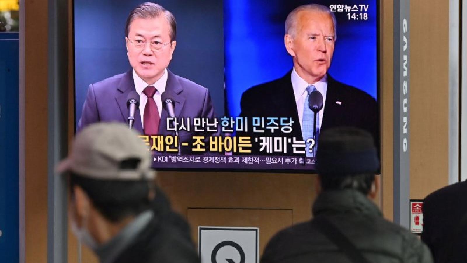 Hội nghị thượng đỉnh Mỹ - Hàn: Phép thử quan hệ đồng minh