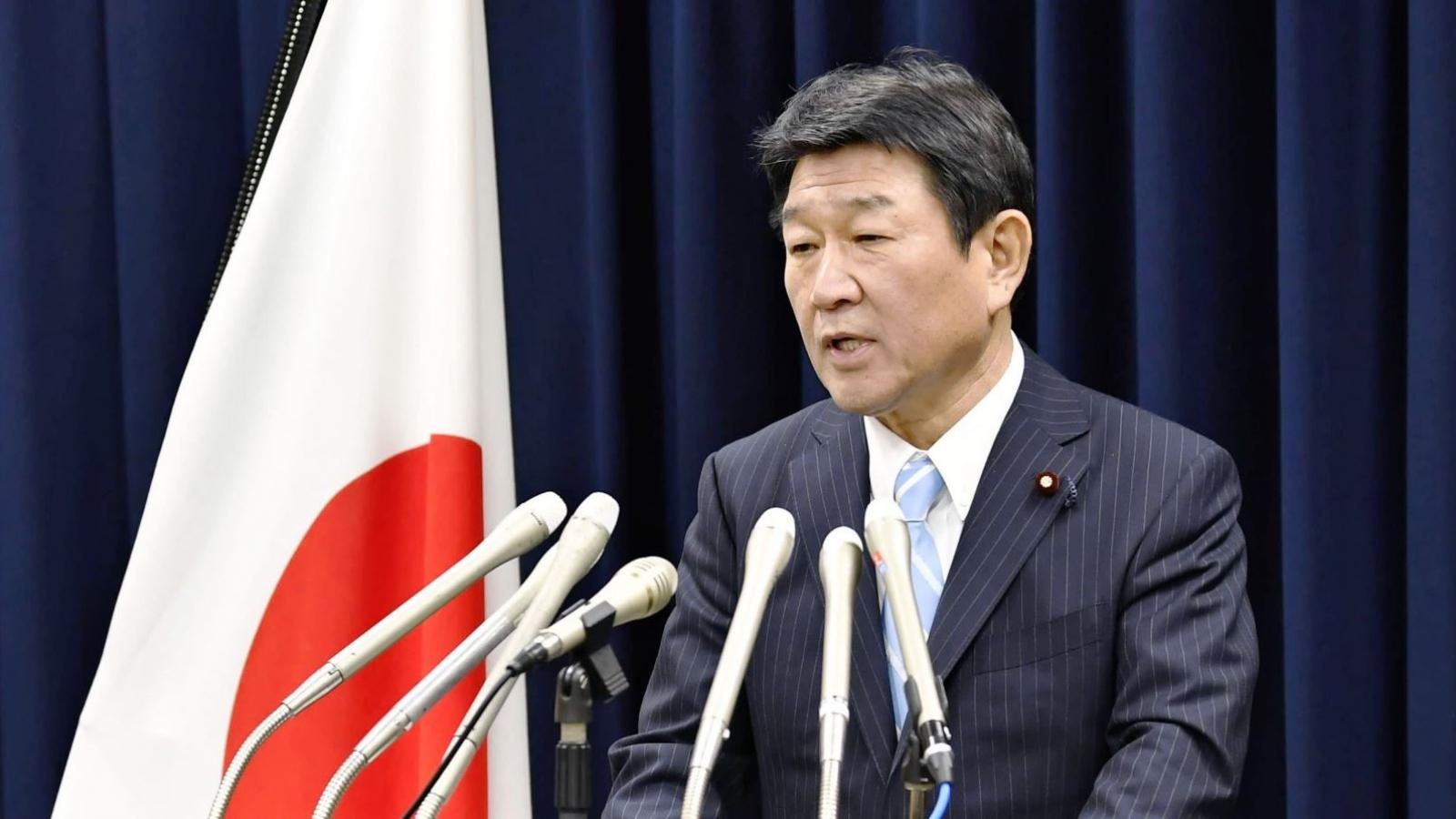Nhật Bản cảnh báo đóng băng tất cả các khoản viện trợ cho Myanmar