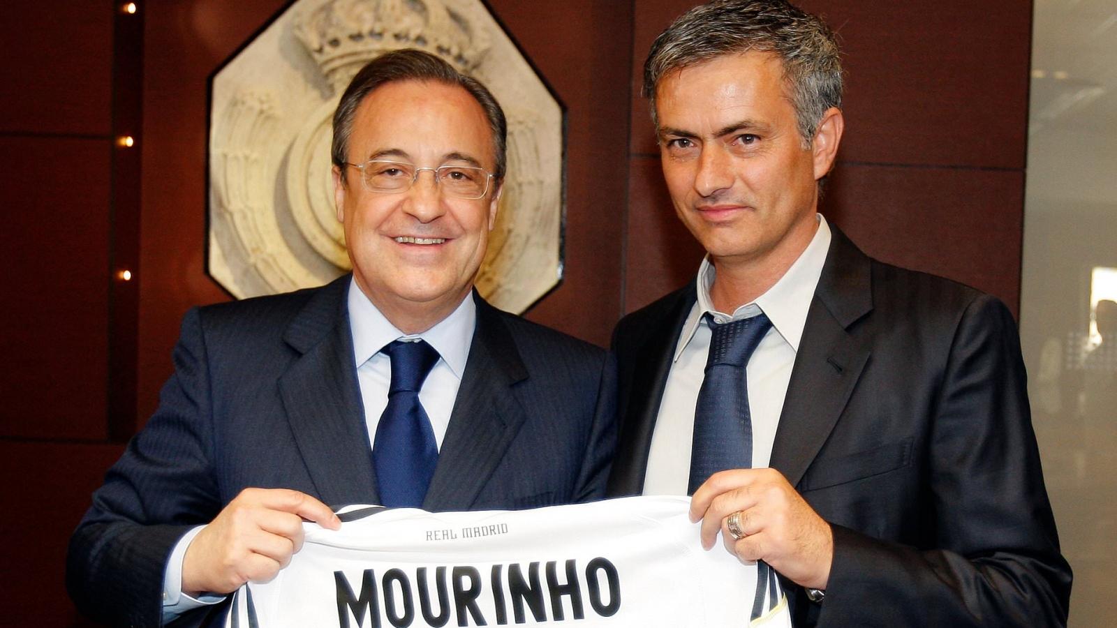 Ngày này năm xưa: HLV Mourinho ra mắt Real Madrid