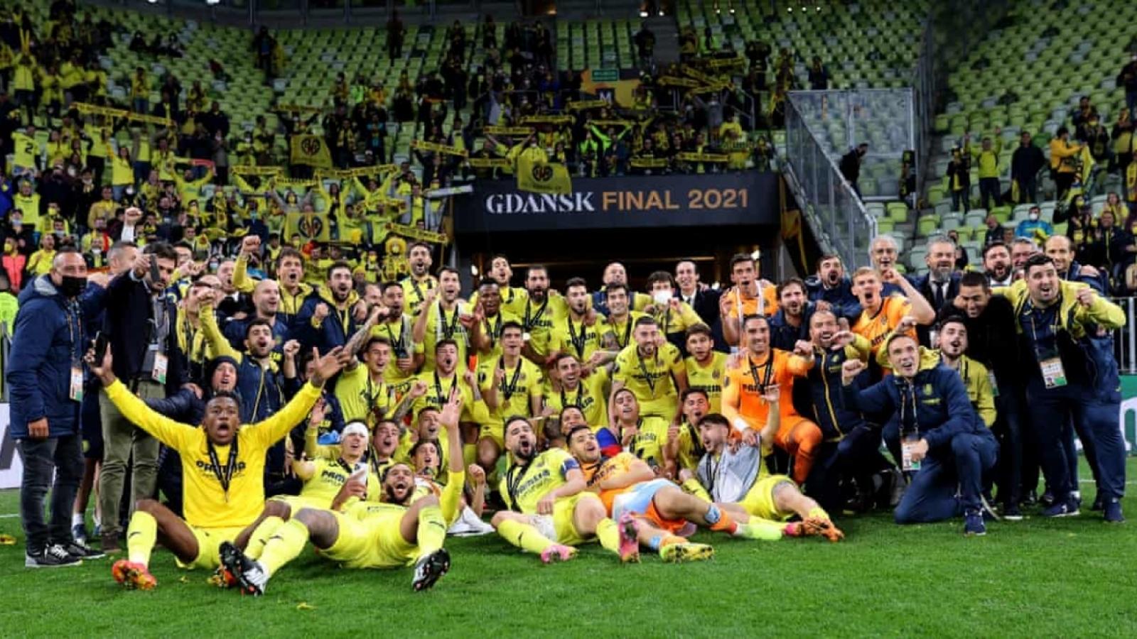 """Villarreal có thể """"tái ngộ"""" MU ngay vòng bảng Champions League mùa tới"""