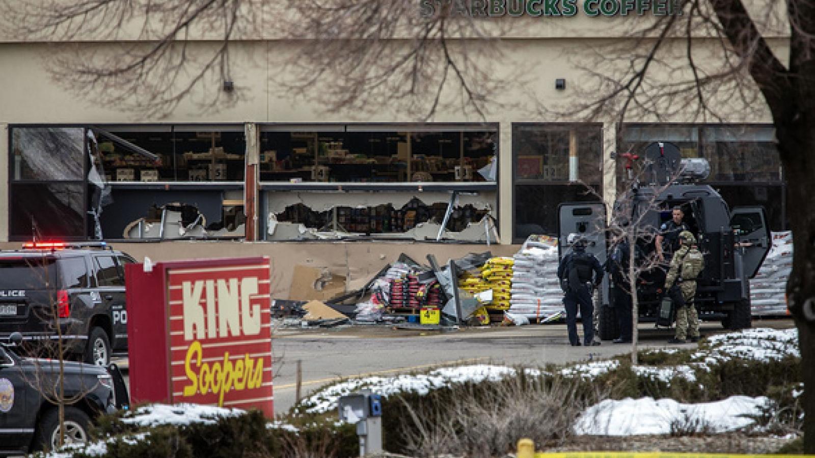 7 người chết trong vụ xả súng tại bang Colorado (Mỹ)