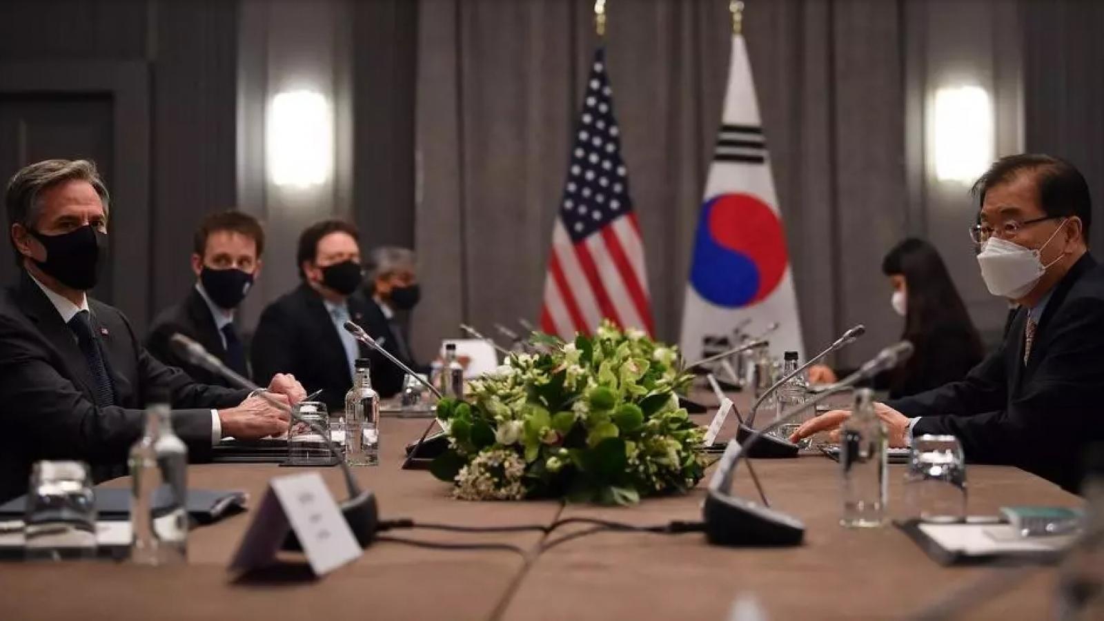 Mỹ, Hàn Quốc tái khẳng định quan hệ đồng minh