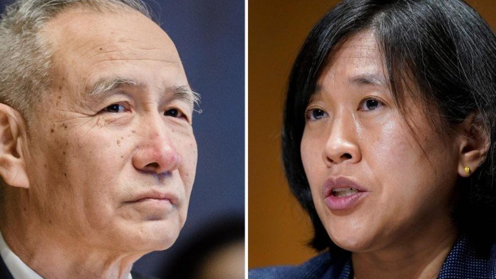 Trung Quốc và Mỹ điện đàm về vấn đề thương mại