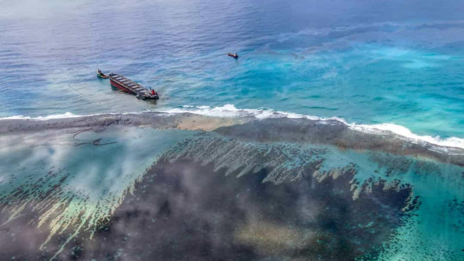 Những sự cố tràn dầu tồi tệ nhất trên thế giới