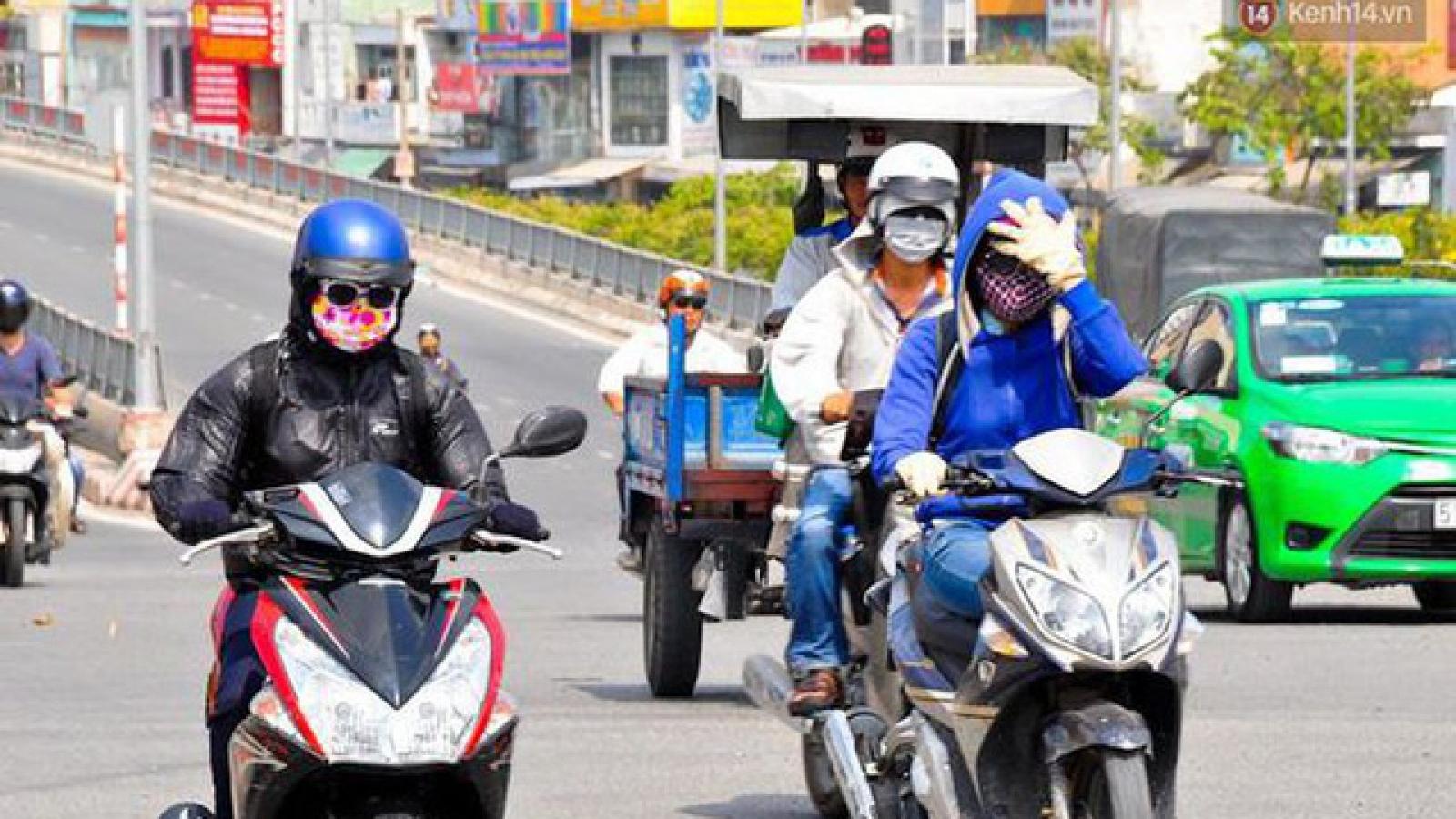 Thời tiết ngày 18/5: Nắng nóng gay gắt từ Nghệ An đến Phú Yên