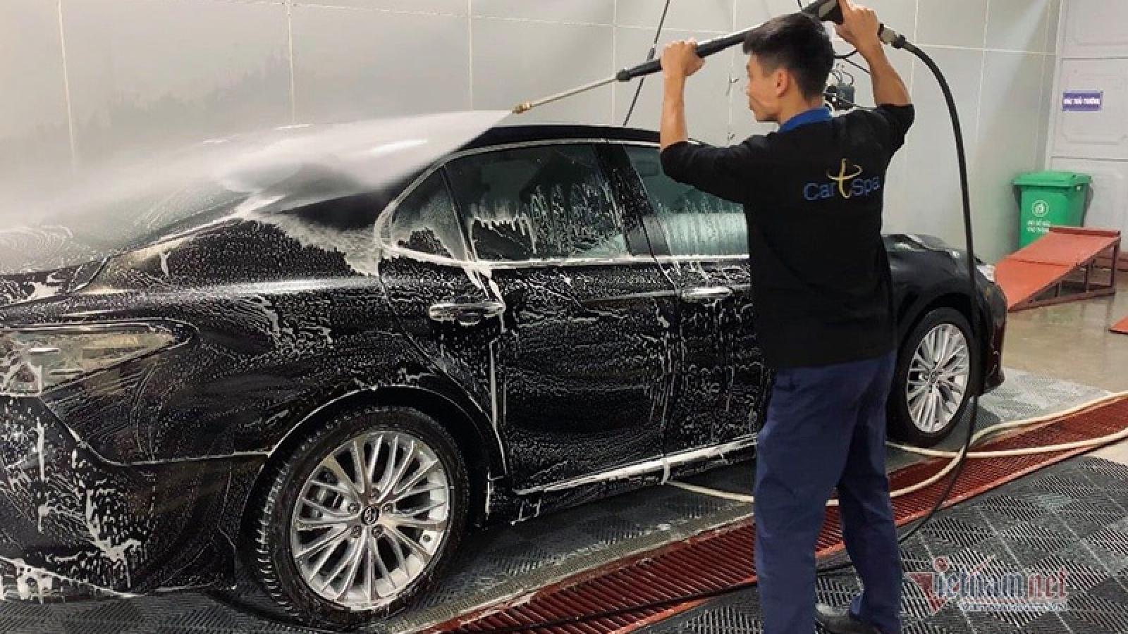 Ô tô bị gỉ sét vì chủ nhân quá chăm rửa xe