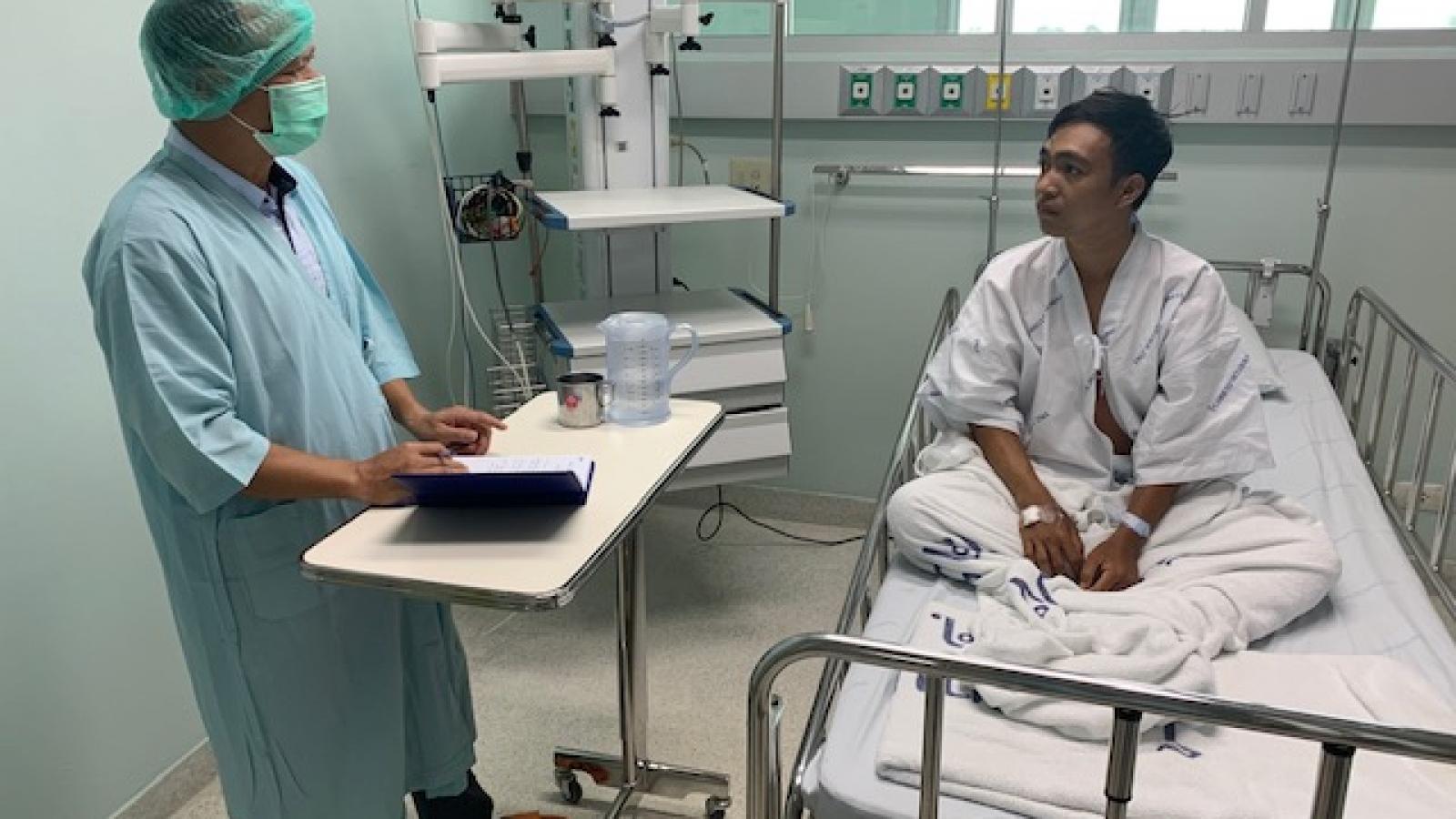 Hỗ trợ ngư dân Việt Nam gặp nạn tại Thái Lan