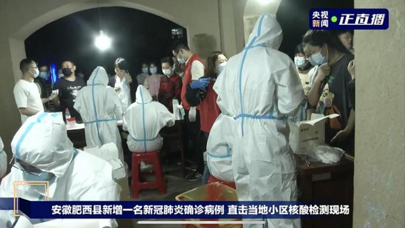Trung Quốc siết chặt kiểm dịch với người nhập cảnh từ Ấn Độ
