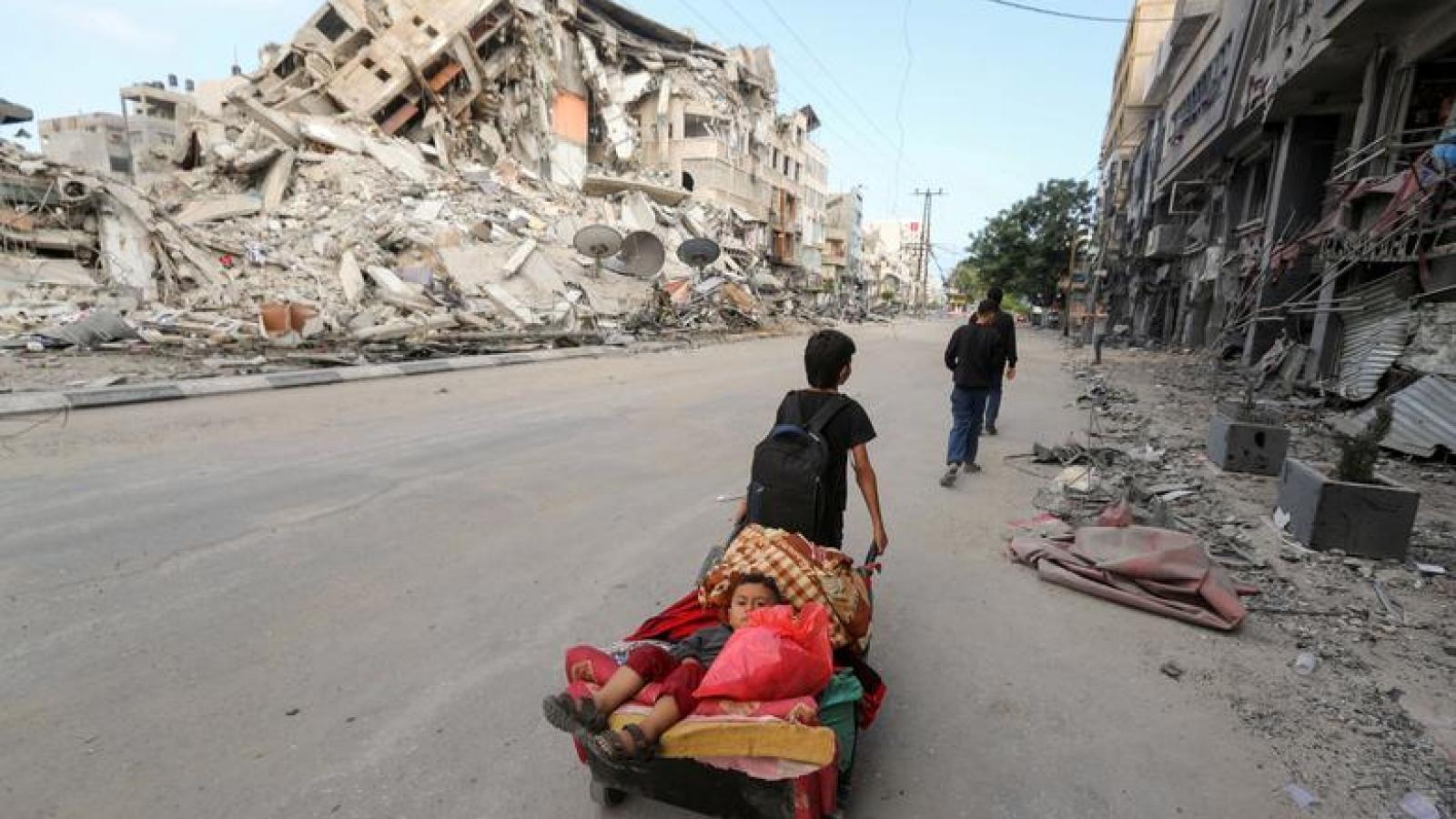 Nhật Bản kêu gọi công dân rời khỏi Dải Gaza