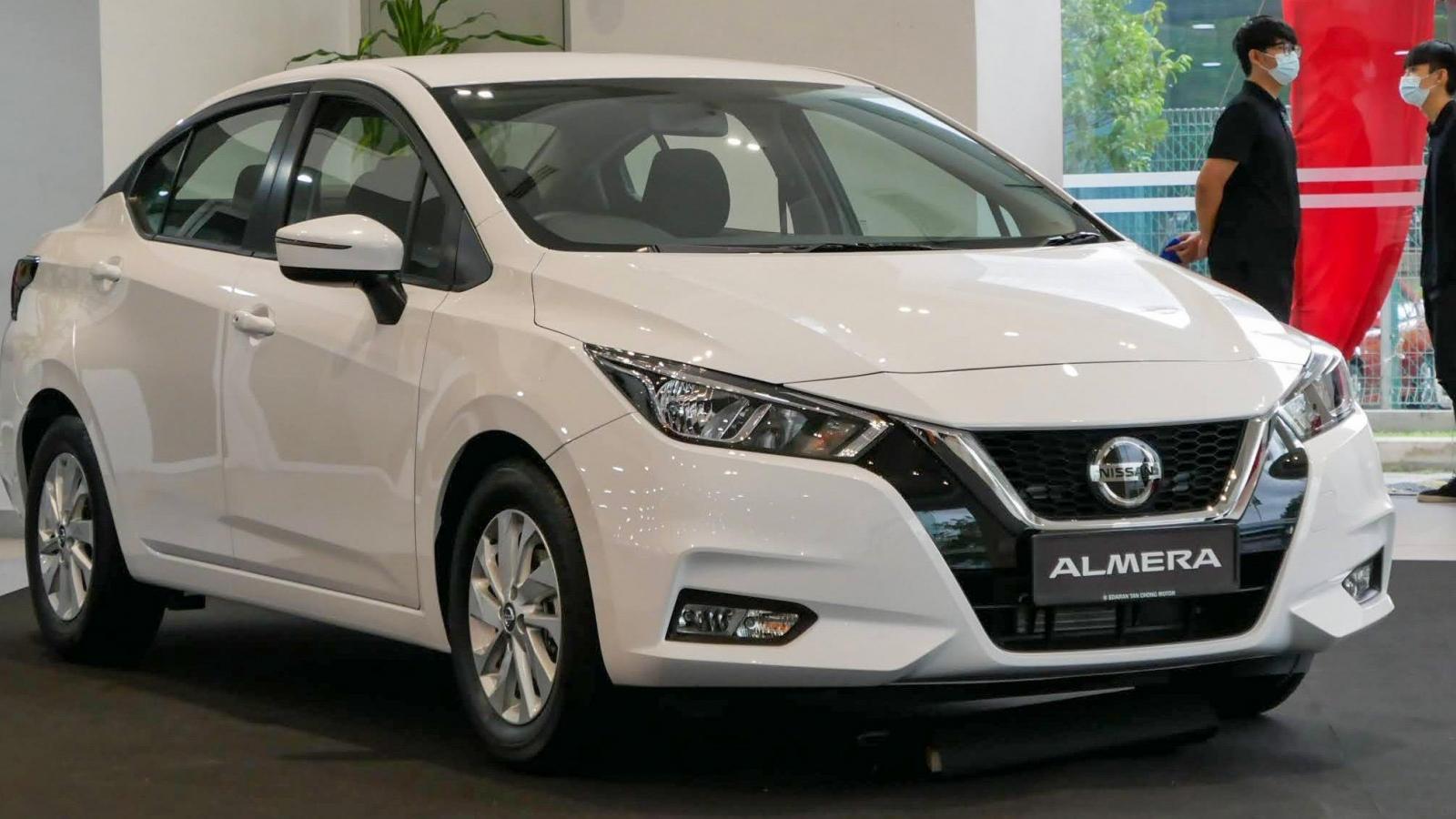 Hé lộ hai mẫu xe Nissan mới đăng ký kiểu dáng độc quyền tại Việt Nam