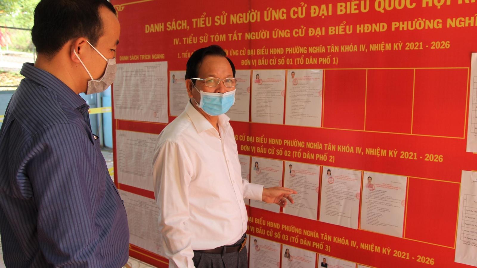 Đắk Nông có hơn 427.660 cử tri tham gia bầu cử