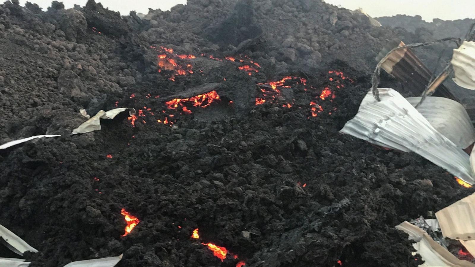 Núi lửa tại CHDC Congo phun trào, ít nhất 15 người thiệt mạng