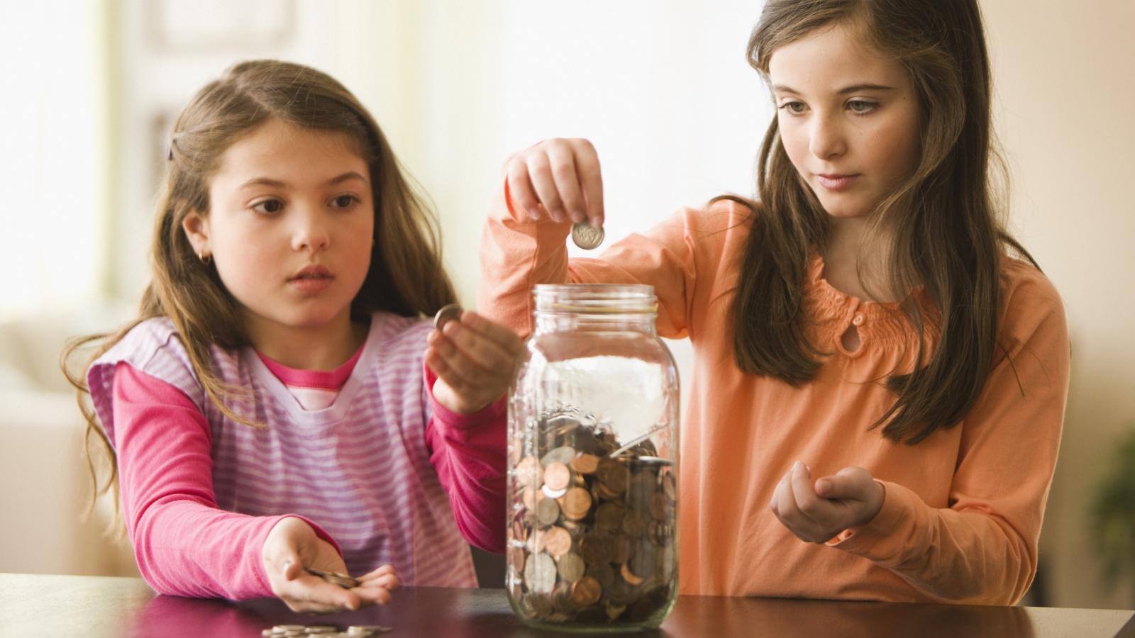 5 lời khuyên để dạy con quản lý tiền bạc
