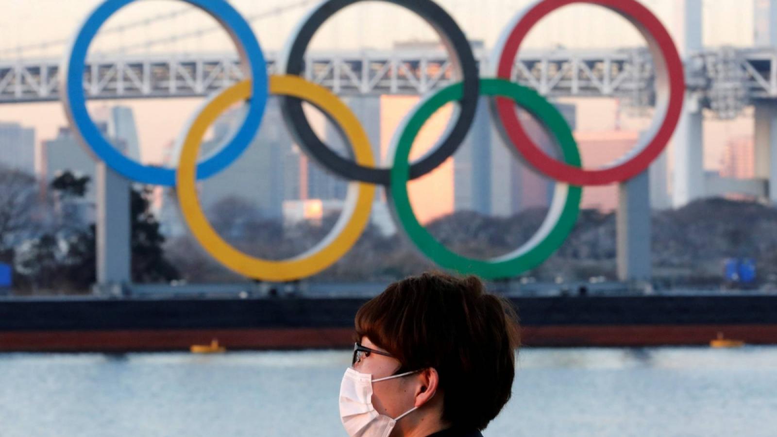 Nhật Bản xem xét yêu cầu chứng nhận PCR âm tính đối với khán giả Olympic