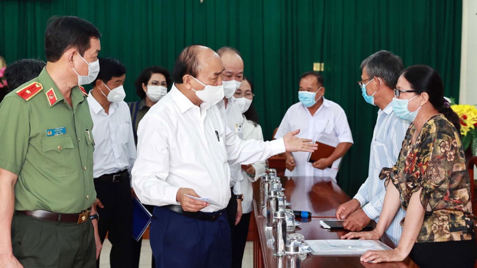 Chủ tịch nước yêu cầu giải quyết dứt điểm khiếu nại tại Dự án Công viên Sài Gòn - Safari