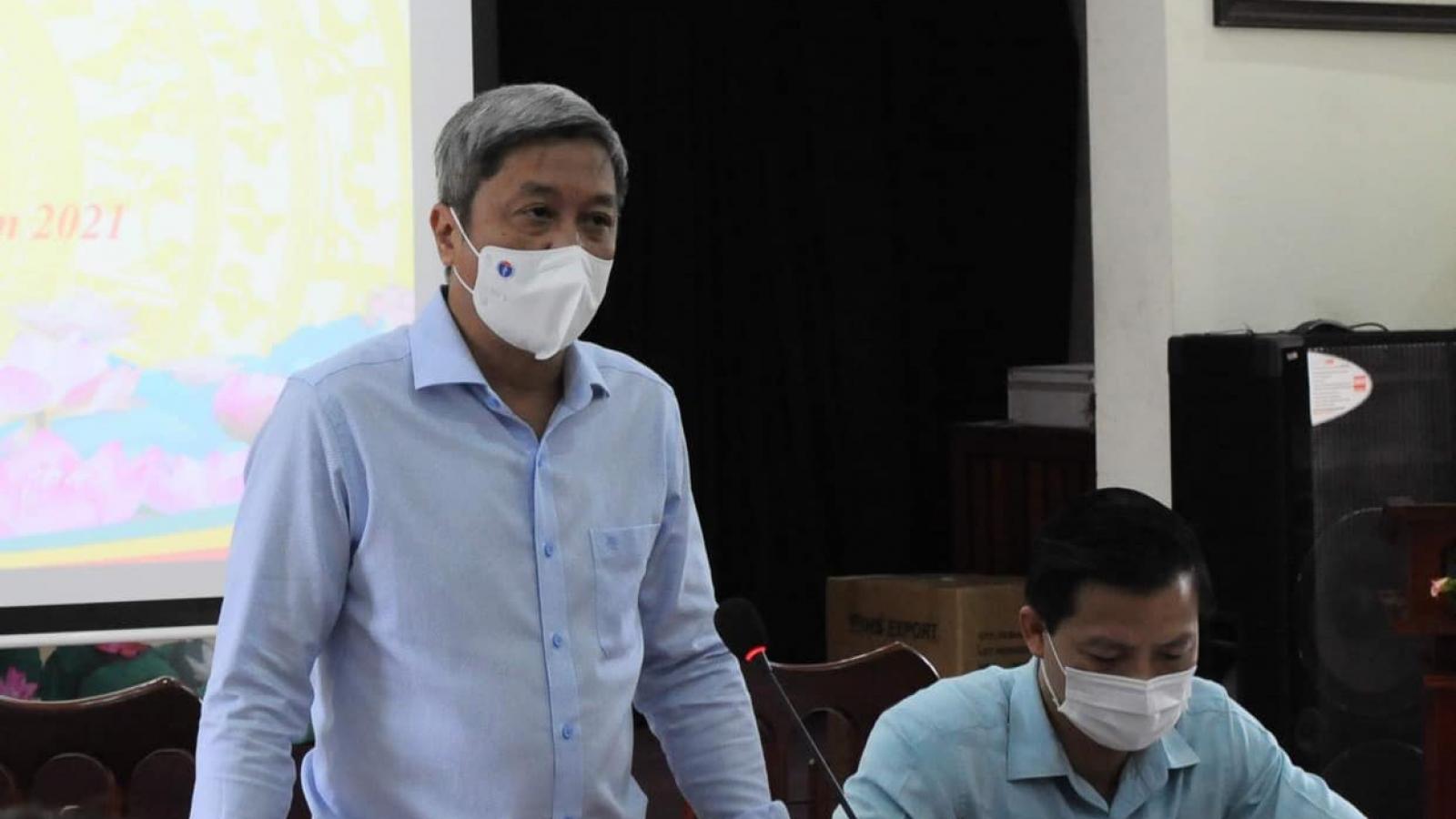 """""""Dịch ở Bắc Ninh tạm thời trong tầm kiểm soát"""""""