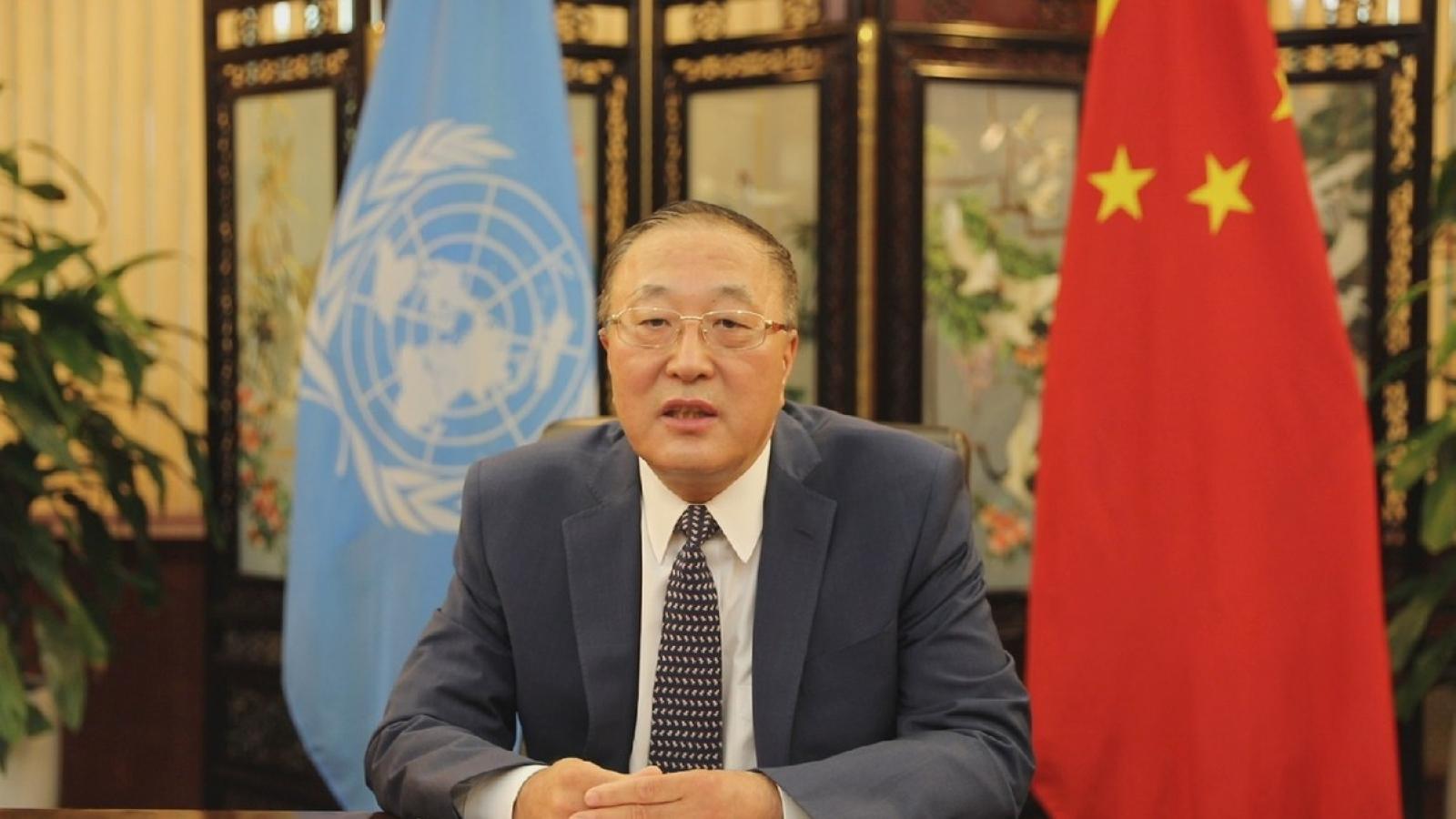 Hội đồng Bảo an ủng hộ vai trò của ASEAN trong việc ứng phó cuộc khủng hoảng tại Myanmar