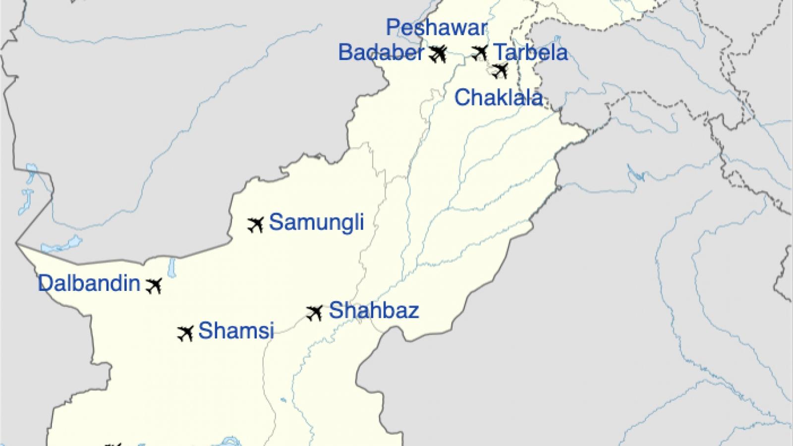 Lý do khiến Pakistan cân nhắc khả năng cho Mỹ mở căn cứ quân sự