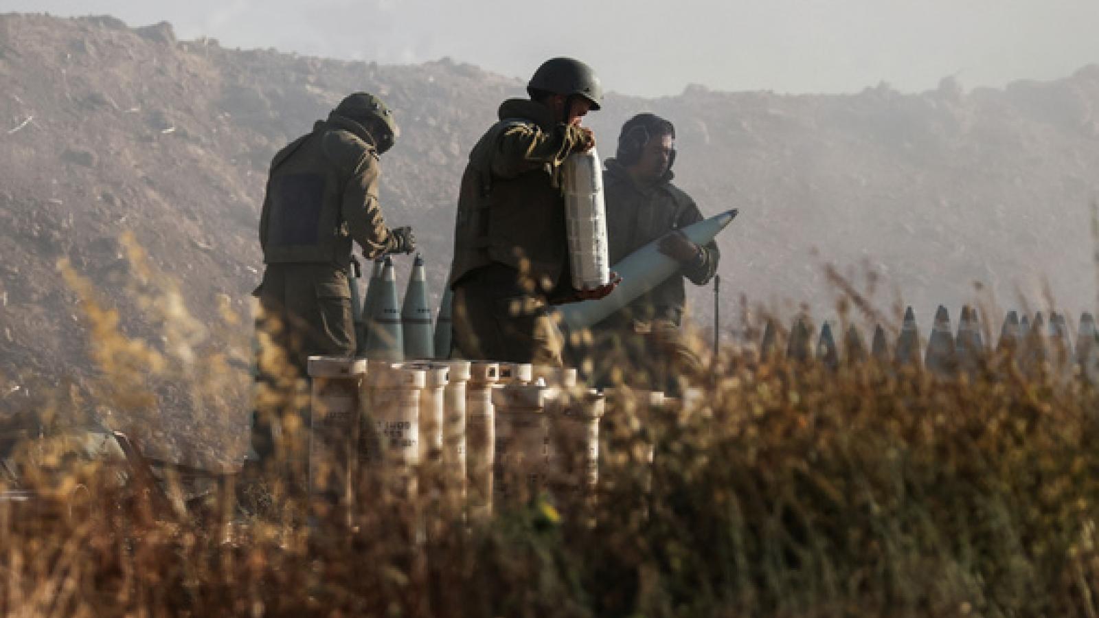 Nga cảnh báo Israel không tiếp diễn các hành động gây thương vong cho dân thường