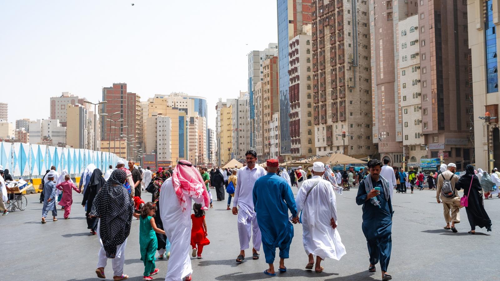 Doanh nghiệp có cơ hội quảng bá sản phẩm tại thị trường Saudi Arabia