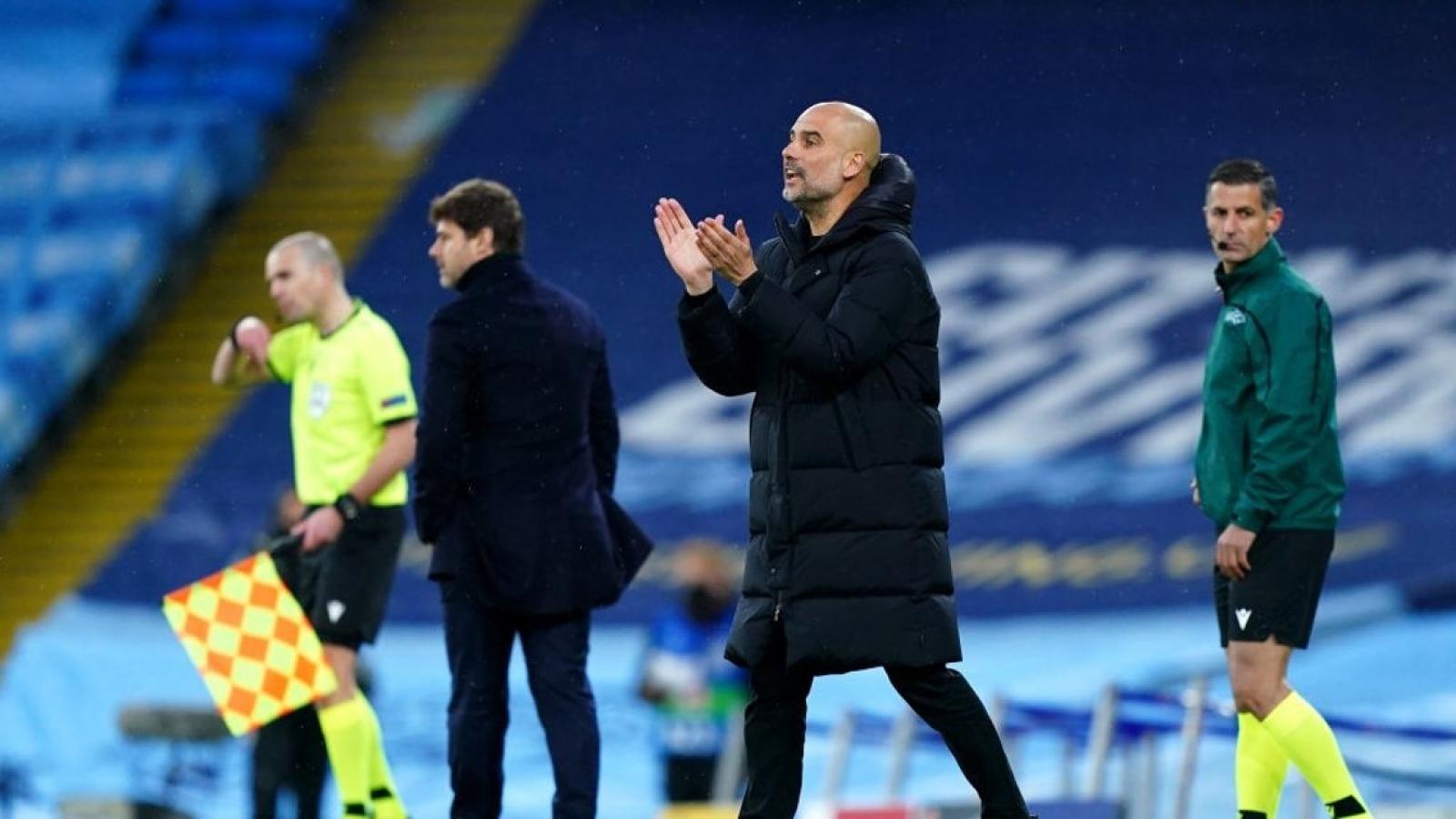 Pep Guardiola nói gì khi Man City vào chung kết Champions League?